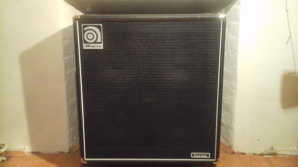 Ampeg Bass Cab SVT410 HE Classic series