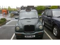 LTI 2 BRONZE TAXI FOR SALE MANUAL GREEN