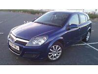 "2004 Vauxhall astra 1.7 cdti ""design"""