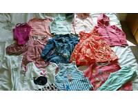 Girls 12-18 months summer bundle