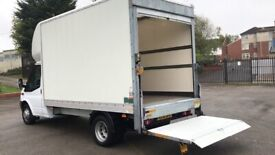 Local Van man house move, van hire rental van local nearby, couriers service, commercial move