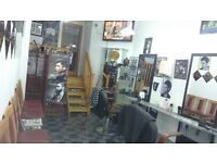 Lovly barber shop for sale