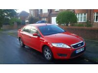 08 Ford Mondeo Edge Newer Shape
