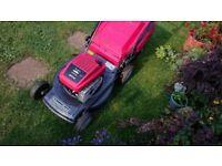"""Mountfield 51cm (20"""") self-propelled lawnmower"""