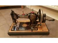 Vintage jone's sewing machine 1920