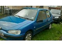 Peugeot 106. Spares or repairs