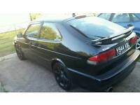 Saab 93 aero turbo hot coupe with donner car in the price