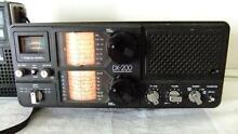 Shortwave Radio's x 2 Portable Sony ICF-5500M & Realistic DX-200 Success Cockburn Area Preview