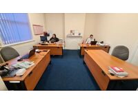 Fully Furnished Office Space to Rent in Mansfield
