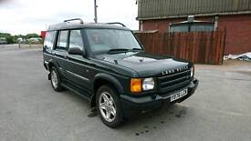 Land rover discovery td5 ES.