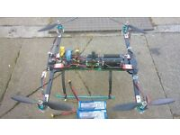 rc quadcopter 450 sized