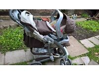 mothercare baby travel system