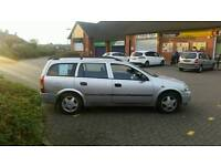 Vauxhall astra 10months m.o.t