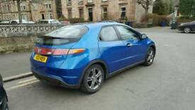 Honda Civic DSi 1.4 06, FULL MOT, new clutch, brakes, suspension, Petrol, PSH