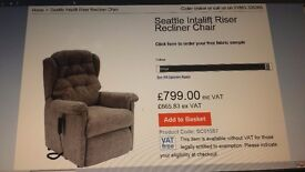 For sale Restwell Riser Chair