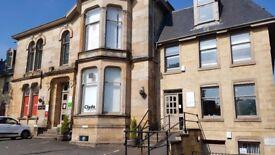 Mirren Court Three -340 sqft office to let, Renfrew Road, Paisley