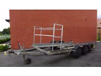BRIAN JAMES CLUBMAN TRAILER FOR HIRE prices starting from £35