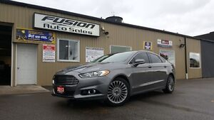 2013 Ford Fusion Titanium-AWD-NAV-BACK UP CAMERA-ADAPTIVE CRUISE