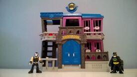 Fisher Price Imaginext DC Super Friends Gotham Jail