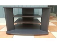 TV Stand with 2 shelves in good condition - FREE LOCAL DELIVERY!!