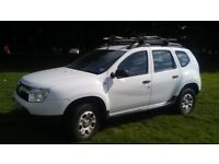 Dacia Duster 4X2 Ambience 1.5L Diesel. Very low mileage, well looked after.