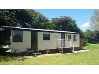 Lodge to let in Easington on the East Yorkshire Coast