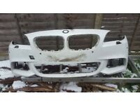 BMW 5 SERIES- MSPORT - FRONT BUMPER - F10 F11