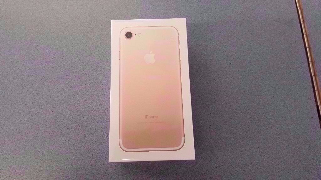 APPLE IPHONE 7 256GB FACTORY UNLOCKED BRAND NEW SEALED WITH WARRANTY AND RECEIPTin Coventry, West MidlandsGumtree - APPLE IPHONE 7 BRAND NEW SEALED 256GB FACTORY UNLOCKED, OPEN TO ALL NETWORKS GOLD IN COLOUR CURRENTLY IN STOCK FULL APPLE WARRANTY FOR TOTAL PEACE OF MIND RECEIPT WILL BE PROVIDED TEL 024 76231562 MANY THANKS
