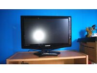 """Samsung 22"""" LE22B350 Widescreen / HD Ready / Freeview / LCD TV Black"""