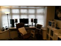 £90 p/d Vocal Recording Studio Time - Demo Production Service - Hip/Hop - RnB - Pop