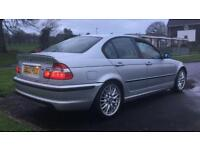 BMW 330D M SPORT 2002