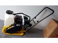 Professional wacker plate 82kg compactor with wheels Brand NEW