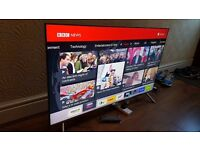 "SAMSUNG 49"" 49KS7000 SUHD QUANTUM DOT DISPLAY HDR 1000 LED SMART TV,"