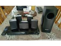 Panasonic SA-PT170 DVD Cinema Surround Sound System