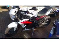 2013 Triumph Street Triple R Motorbike - only 11,000 miles. Showroom condition!