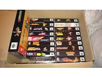 N64 Games, Nintendo 64, many to choose from