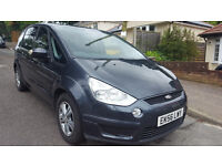 2006 Ford S-max 2.0 TDCi One owner FSH, VGC