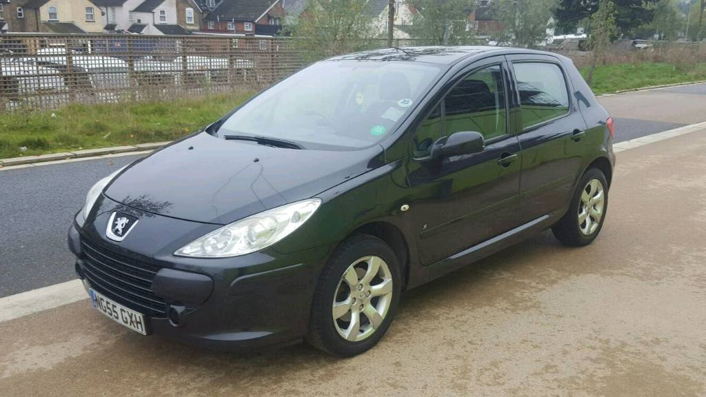 2005 PEUGEOT 307 1.6 HDI NEW MOT LOVELY CAR