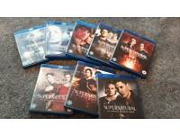 Supernatural blu-RAY