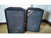 Pro Sound speakers