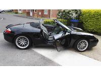 2002 Porsche Boxster for sale, new MOT, Lovely condition, alloy wheels