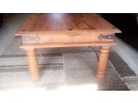Wooden table ( furniture set available )