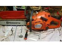 Husqvarna 50cc 545xp Chainsaw
