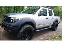 Nissan Navara Off Road 4x4 Modified Customized Pickup truck