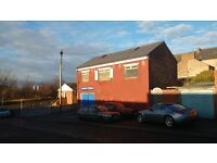 secure workshop or office premises on first floor