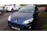 PEUGEOT 407SW 1.6HDI 2007 OFFERS!!!