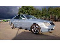 2001 Mercedes benz s320 cdi