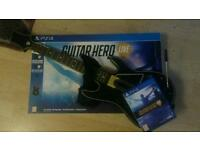 PS4 - Guitar hero live. Sale or swap