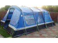 HI GEAR FRONTIER 8 TENT / VERY STRONG TENT / WITH CARPET