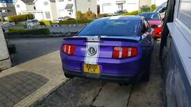 Ford mustang 5.0ltr